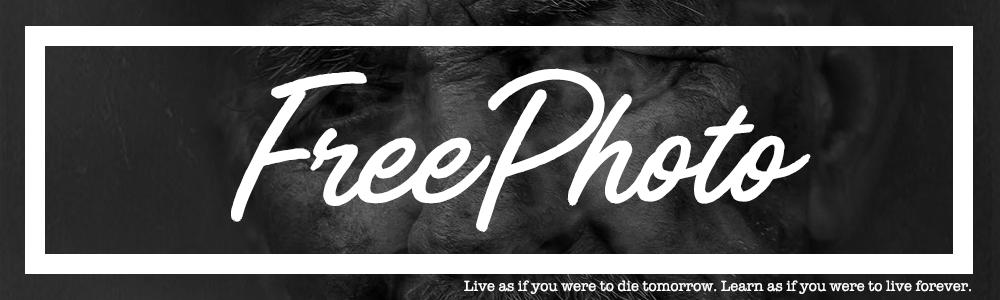 無料のカメラマン写真撮影サービス『Free Photo(フリーフォト)』